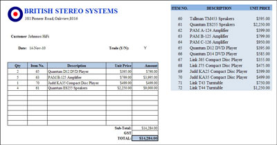 Doc1002618 Sample of Payslip in Excel Payslip Template in – Payslip Excel Template